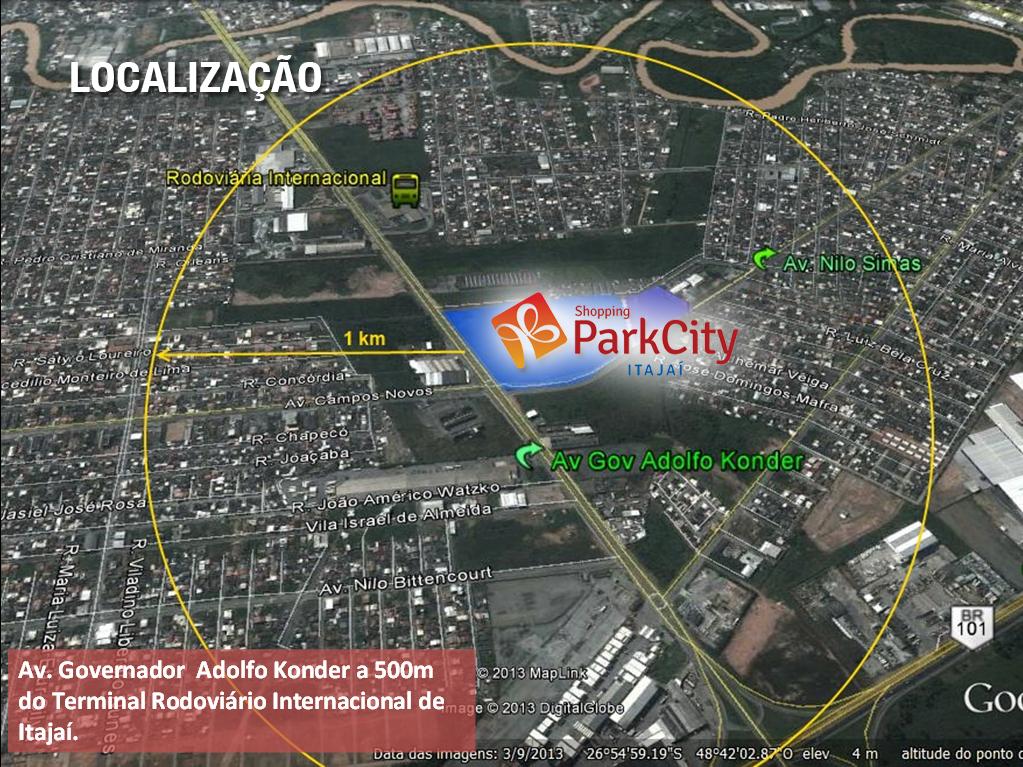 Shopping ParkCity itajaí