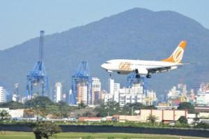 Projeto de ampliação do Aeroporto de Navegantes tem andamento com definição de desapropriações