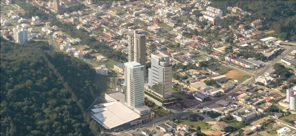 Grupo Riviera apresenta o primeiro complexo multiuso de SC em Itajaí