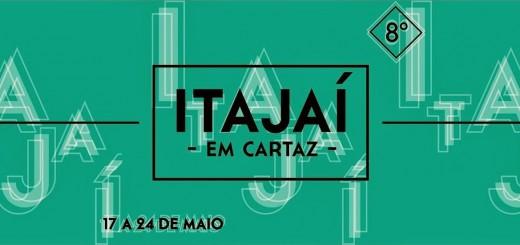 Itajaí em Cartaz começa dia 17 de maio com 19 espetáculos na programação