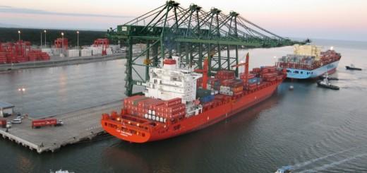 Porto de Itapoá completa três anos com 100 porcento de ocupação