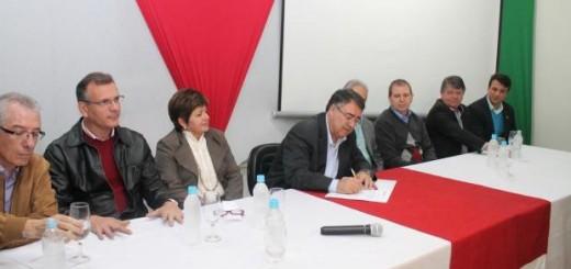 Governo assina ordem de serviço para duplicação da Rodovia Antonio Heil em Itajaí