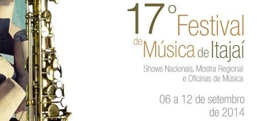 17º Festival de Música de Itajaí acontece em setembro