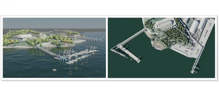 LOGZ Logística Brasil investirá 600 milhões em construção de novo terminal de grãos no Porto de São Francisco do Sul