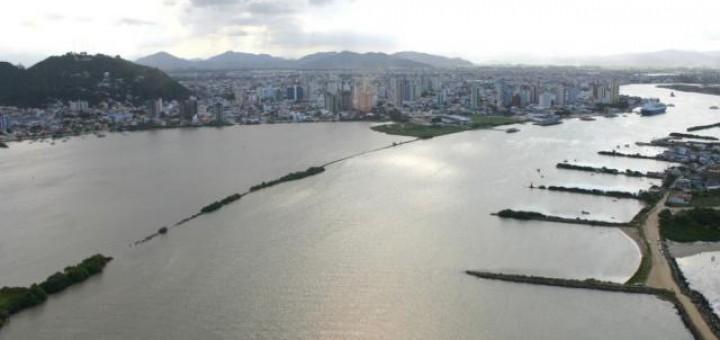 Complexo Portuário do Itajaí ganha nova bacia de evolução